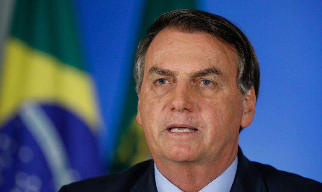 Política Bolsonaro se reúne com presidente do STF